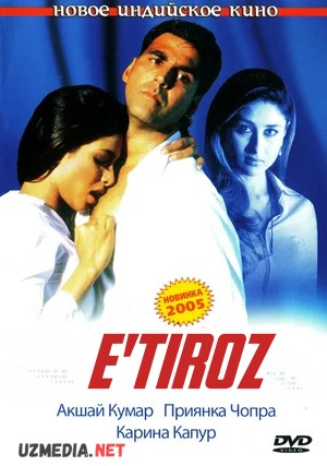 E'tiroz / Этироз Hind kino O'zbek tilida Uzbekcha tarjima kino 2004 HD tas-ix skachat