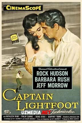 Kapitan Laytfut / Lightfud Uzbek tilida O'zbekcha tarjima kino 1955 HD tas-ix skachat