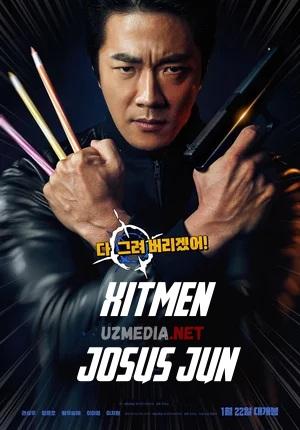 Hitman: Josus Jun / Xitmen: Agent Jun Premyera Uzbek tilida O'zbekcha tarjima kino 2020 HD tas-ix skachat