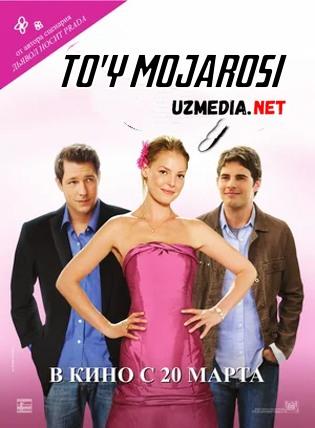 To'y mojarosi / 27 ta to'y AQSH filmi Uzbek tilida O'zbekcha tarjima kino 2008 HD tas-ix skachat