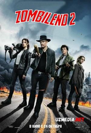 Zombilend 2 / Zombieland 2: Nazorat zarbasi Premyera 2019 Uzbek tilida O'zbekcha tarjima kino HD tas-ix skachat