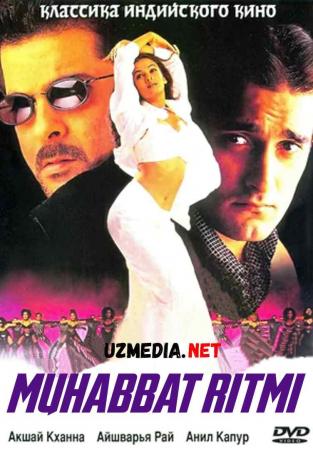 Muhabbat ritmi / Muxabbat raqsi / Sevgi raqsi Hind kino Uzbek tilida O'zbekcha tarjima kino 1999 HD tas-ix skachat