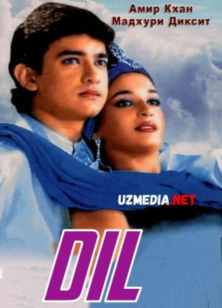 Dil / Yurak Hind kino Uzbek tilida O'zbekcha tarjima kino 1990 HD tas-ix skachat