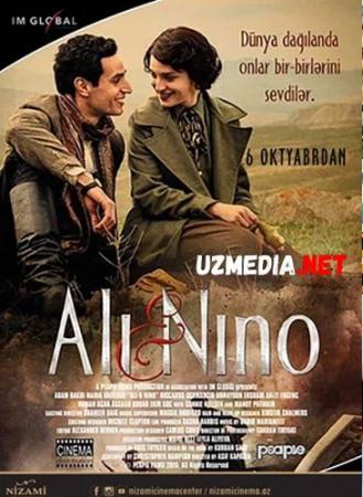 Ali va Nino Premyera Uzbek tilida O'zbekcha tarjima kino 2015 HD tas-ix skachat