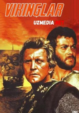 Vikinglar Uzbek tilida O'zbekcha tarjima kino 1958 HD tas-ix skachat