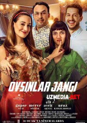 Ovsinlar jangi / Kelinlar urushi Turkiya filmi Premyera Uzbek tilida O'zbekcha tarjima kino 2020 HD tas-ix skachat