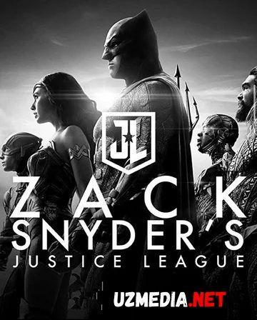 """Zak Snayder / Zack Snyder """"Adolat ligasi"""" 2021 Uzbek tilida O'zbekcha tarjima kino HD skachat"""