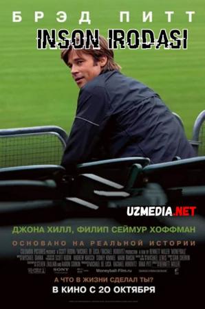 Inson irodasi / Hamma narsani o'zgartirgan odam Uzbek tilida O'zbekcha tarjima kino 2011 HD tas-ix skachat