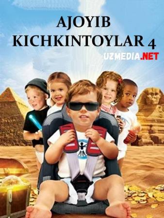 Ajoyib Kichkintoy 4 / G'aroyib Kichkintoylar 4 / Super bolalar 4 Uzbek tilida O'zbekcha tarjima kino 2014 HD tas-ix skachat