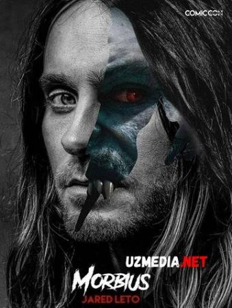 Morbius / Morbus / Morbi 2021 Premyera Uzbek tilida O'zbekcha tarjima kino HD tas-ix skachat