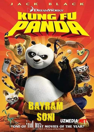 Kung-Fu Panda Bayram soni / Yangi yilingiz bilan!  Multfilm Uzbek tilida tarjima 2010 Full HD O'zbek tilida tas-ix skachat