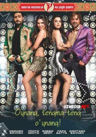 O'ynang, Tengma-Teng o'ynang Hind kino Uzbek tilida O'zbekcha tarjima kino 2007 Full HD tas-ix skachat