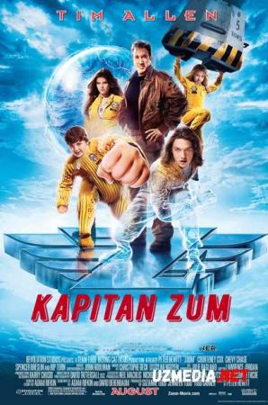 Kapitan Zum: Super qahramonlar akademiyasi Uzbek tilida O'zbekcha tarjima kino 2006 Full HD tas-ix skachat