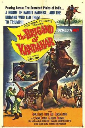 Qandahorlik bosqinchi / Qandaxor qaroqchisi 1965 Uzbek tilida O'zbekcha tarjima kino Full HD tas-ix skachat