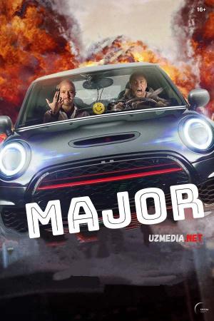 Major / Mayor Premyera 2021 Rossiya filmi Uzbek tilida O'zbekcha tarjima kino Full HD tas-ix skachat
