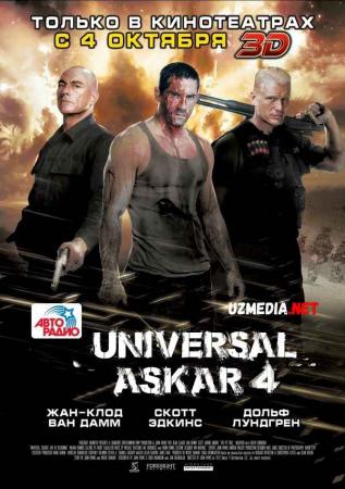 Universal Askar 4 / Universal askar: Hisob-kitob kuni Premyera 2012 Uzbek tilida O'zbekcha tarjima kino Full HD tas-ix skachat