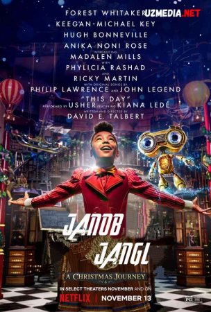 Janob Jangl / Mister Jangl: Yangi yil sarguzashtlari Premyera Uzbek tilida O'zbekcha tarjima kino 2020 Full HD tas-ix skachat