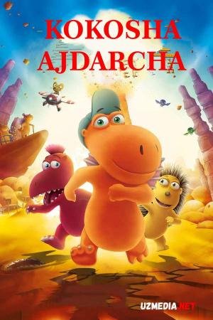 Kokosha - Kichkina Ajdarho / Ajdarcha Multfilm Uzbek tilida O'zbekcha tarjima kino 2014 Full HD tas-ix skachat