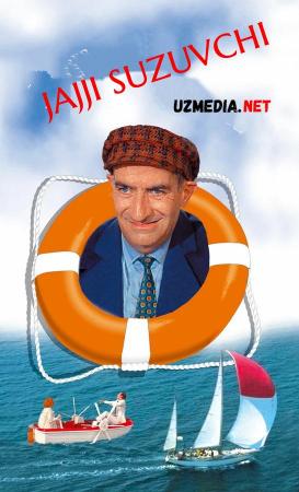 Jajji suzuvchi Uzbek tilida O'zbekcha tarjima kino 1968 Full HD tas-ix skachat