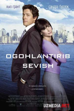 Ogohlantirib sevish / Ogoxlantirib sevish Uzbek tilida O'zbekcha tarjima kino 2002 Full HD tas-ix skachat