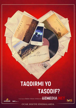 Taqdirmi yoki Tasodif 2 / Ishq tasodiflarni sevadi 2 Premyera 2020 Turk kino Uzbek tilida O'zbekcha tarjima kino HD skachat