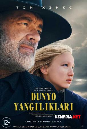 Dunyo yangiliklari / Dunyo bo'ylab yangiliklar Premyera 2020 Uzbek tilida O'zbekcha tarjima kino Full HD tas-ix skachat