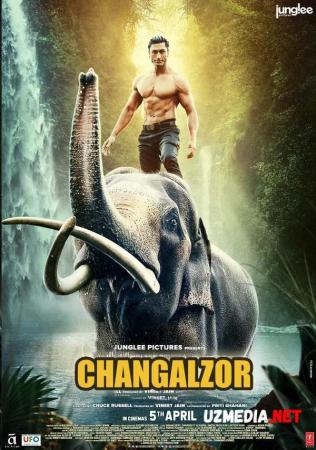Changalzor / Jungli Hind kino Premyera 2019 Uzbek tilida O'zbekcha tarjima kino Full HD tas-ix skachat