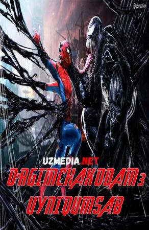 O'rgimchak odam 3: Uyni qumsab Premyera 2021 Uzbek tilida O'zbekcha tarjima kino Full HD tas-ix skachat