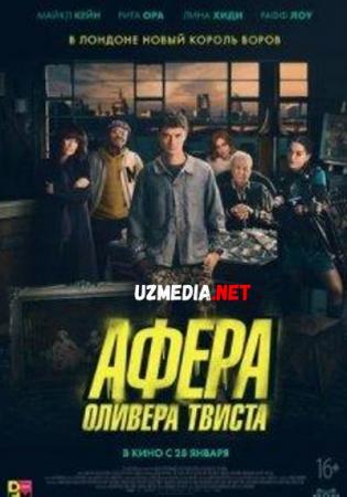 Oliver Tvistning firibgarligi Uzbek tilida O'zbekcha tarjima kino 2021 Full HD tas-ix skachat