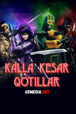 Kalla kesar qotillar Premyera Uzbek tilida O'zbekcha tarjima kino 2013 Full HD tas-ix skachat