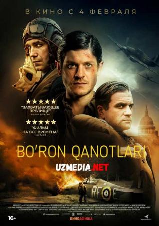 Bo'ron / To'fon qanotlari Premyera Uzbek tilida O'zbekcha tarjima kino 2018 Full HD tas-ix skachat