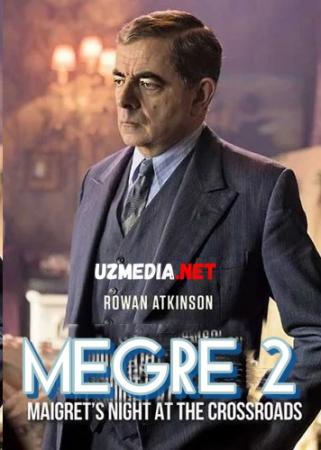 Izquvar / Komissar Megre 2 Uzbek tilida O'zbekcha tarjima kino 2017 Full HD tas-ix skachat