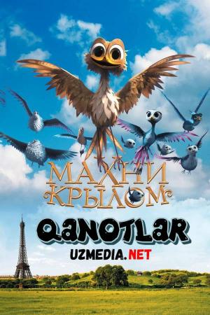 Qanotlar / Maxni qanoti Multfilm Uzbek tilida tarjima 2014 Full HD O'zbek tilida tas-ix skachat