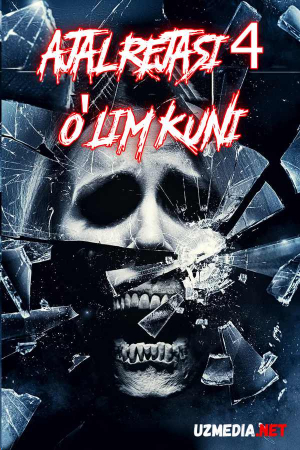 Ajal rejasi 4: O'lim kuni Premyera Ujas film Uzbek tilida O'zbekcha tarjima kino 2009 Full HD tas-ix skachat