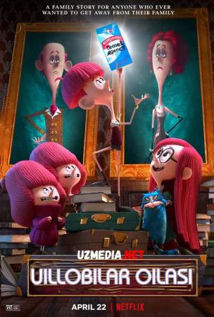 Uillobilar oilasi Premyera Multfilm Uzbek tilida tarjima 2020 Full HD O'zbek tilida tas-ix skachat