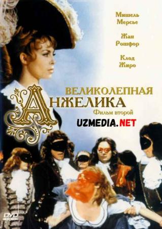 Anjelika 2 1965 Uzbek tilida O'zbekcha tarjima kino HD tas-ix skachat