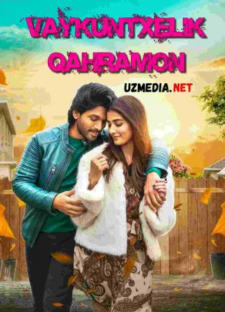 Vaykuntxelik qahramon Premyera Hind kino 2020 Uzbek tilida O'zbekcha tarjima kino Full HD tas-ix skachat