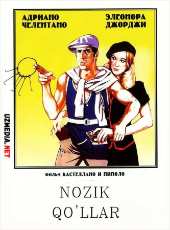 Nozik qo'llar Uzbek tilida O'zbekcha tarjima kino 1979 Full HD tas-ix skachat