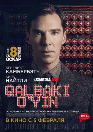 Qalbaki o'yin / Taqlidiy o'yin Premyera Uzbek tilida O'zbekcha tarjima kino 2014 Full HD tas-ix skachat