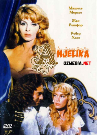 Anjelika 3: Anjelika va Qirol 1965 Uzbek tilida O'zbekcha tarjima kino HD tas-ix skachat