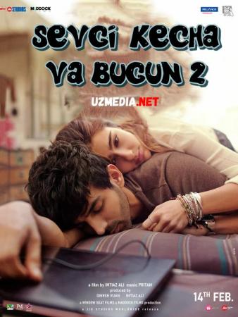 Sevgi kecha va bugun 2 Hind kino Uzbek tilida O'zbekcha tarjima kino 2019 Full HD tas-ix skachat