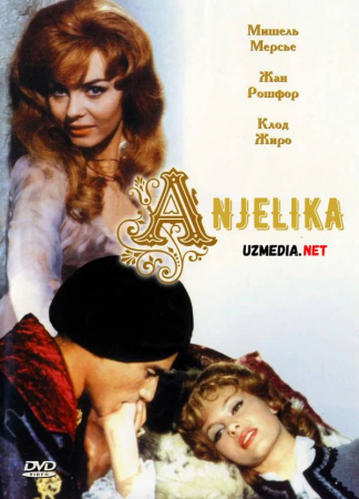 Anjelika 4 1967 Uzbek tilida O'zbekcha tarjima kino Full HD tas-ix skachat