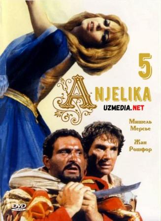 Anjelika 5: Anjelika va Sulton 1968 Uzbek tilida O'zbekcha tarjima kino Full HD tas-ix skachat
