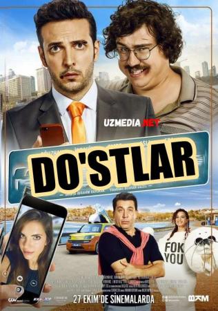 Do'stlar / Mening hamroxim Turk kino Premyera Uzbek tilida O'zbekcha tarjima kino 2017 Full HD tas-ix skachat