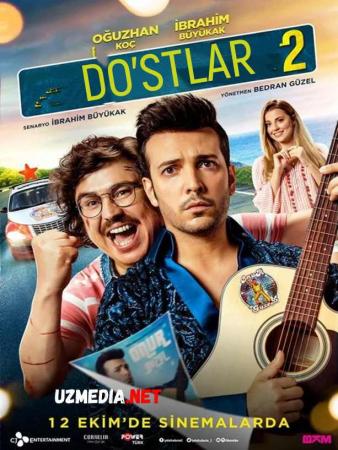 Do'stlar 2 / Mening xamrohim 2 Turk kino Premyera Uzbek tilida O'zbekcha tarjima kino 2018 Full HD tas-ix skachat