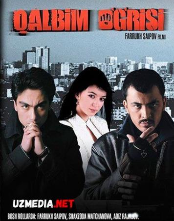 Qalbim o'g'risi / Қалбим ўғриси O'zbek kino Full HD tasix skachat download mp4 mkv