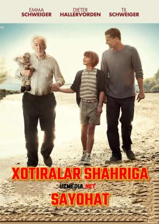 Xotiralar shahriga sayohat Uzbek tilida O'zbekcha tarjima kino 2014 Full HD tas-ix skachat