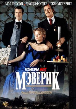 Maverik / Meverik Uzbek tilida O'zbekcha tarjima kino 1994 Full HD tas-ix skachat