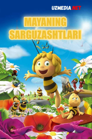 Mayaning sarguzashtlari Uzbek tilida O'zbekcha tarjima kino 2014 Full HD tas-ix skachat