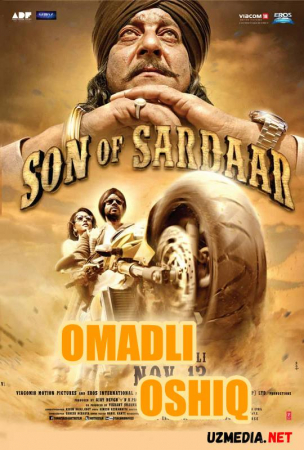 Omadli oshiq / Sardaarning o'g'li Xindcha kino Uzbek tilida O'zbekcha tarjima kino 2012 Full HD tas-ix skachat